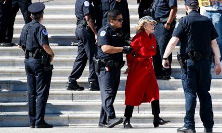 احتمال محکومیت جین فوندا به 90 روز زندان