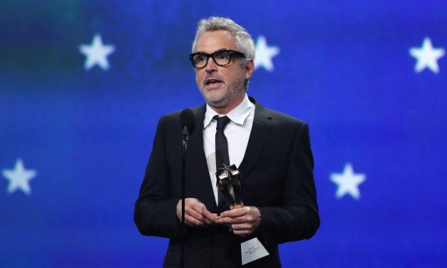 آلفونسو کوارون با «رما» فاتح جوایز منتقدان (Critics' Choice Awards) شد