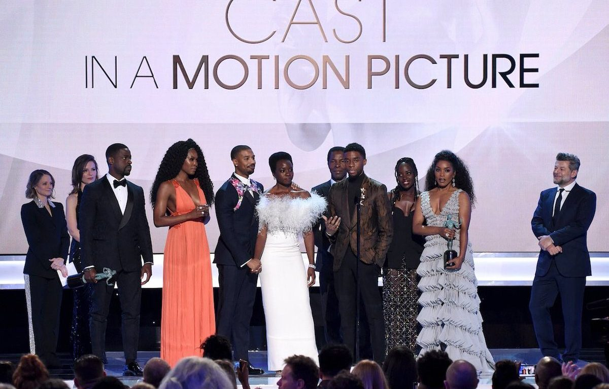 «بلک پنتر» فاتح جوایز اتحادیه بازیگری (SAG Awards) شد/ گلن گلوز و رامی ملک به اسکار نزدیک شدند