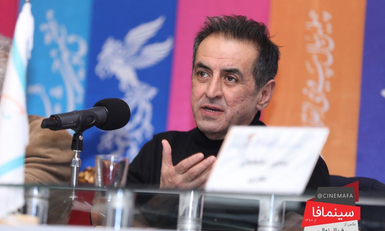 صفی یزدانیان: برایم فرقی نمی کند که فیلم ناگهان درخت در کدام گروه اکران شود