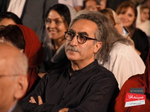 فرهاد توحیدی - مراسم نوزدهمین جشن خانه سینما