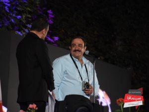 مهران غفوریان - مراسم نوزدهمین جشن خانه سینما