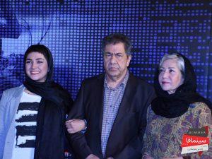 رخشان بنی اعتماد، جهانگیر و باران کوثری - مراسم نوزدهمین جشن خانه سینما