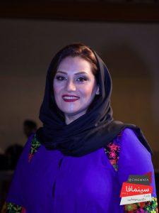 شبنم مقدمی - مراسم نوزدهمین جشن خانه سینما