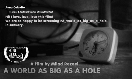 نمایش «جهانی به اندازه یک حفره» در جشنواره اسکات آمریکا