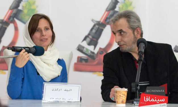 نشست خبری داوران پویانمایی، مستند و داستانی جشنواره رشد برگزار شد