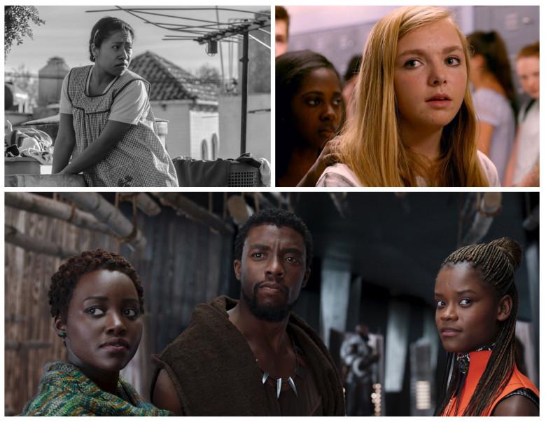 فیلمهای درخشان «رما»، «کلاس هشتم» و «بلک پنتر» نامزد جوایز اتحادیه فیلمنامه نویسان (WGA Awards)