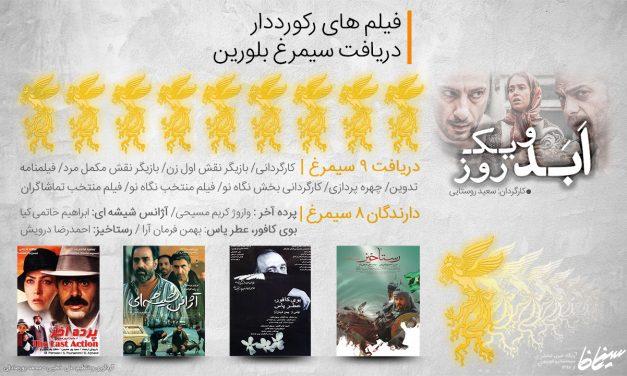 آثار پرافتخار جشنواره فیلم فجر را بشناسیم