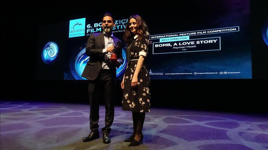 ترکیه ای ها جایزه بهترین کارگردان را به پیمان معادی دادند