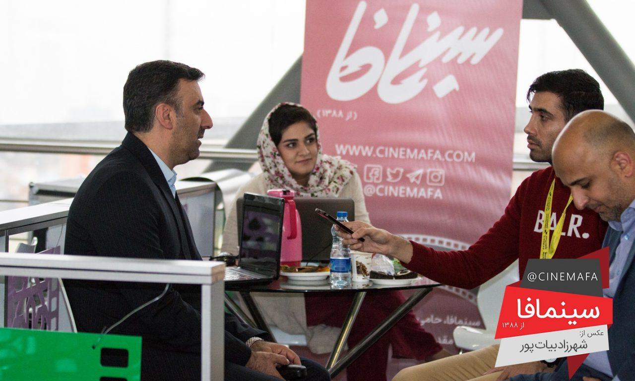 ابراهیم داروغه زاده، دبیر جشنواره فیلم فجر: خط قرمزهای ممیزی دست مدیران وقت نیست