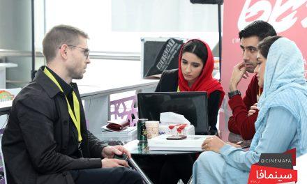 دیمتری ونکوف؛ فیلمساز روس: سطح جشنواره فیلم کوتاه بالا رفته است