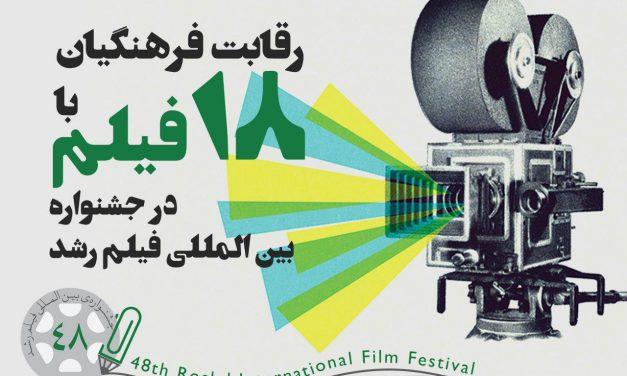 رقابت فرهنگیان فیلمساز در جشنواره بینالمللی فیلم رشد