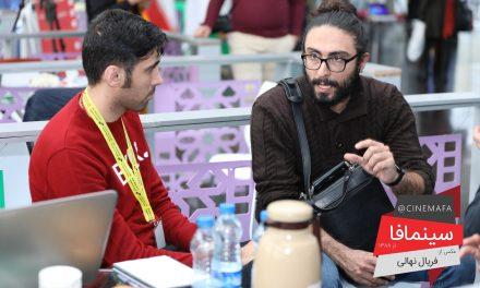 حسام کلانتری بازیگر فیلم «تنفس»: میخواهم فیلم دیده شود نه بازی خودم