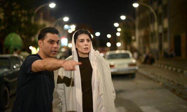 حضور پيمان معادي و ليلا حاتمي در تركيه