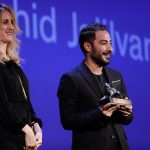 نوید محمدزاده بهترین بازیگر بخش افقهای جشنواره فیلم ونیز شد