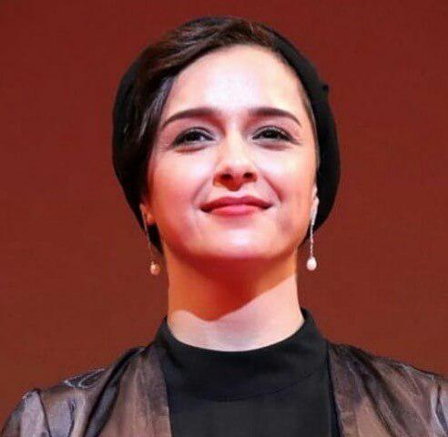 عکسهایی از ترانه علیدوستی در جشنواره فیلم توکیو