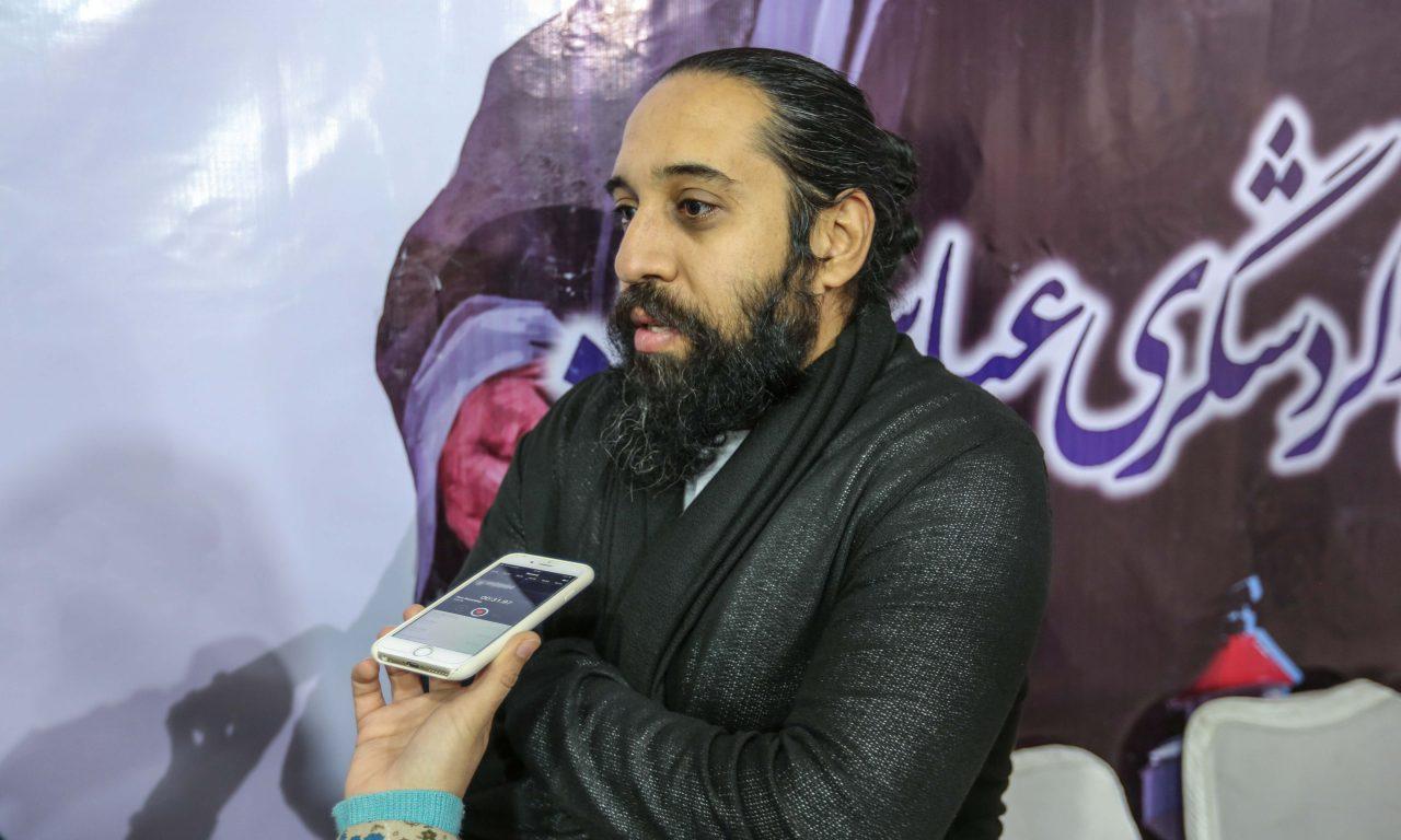 هنرمندان و مسئولان به تماشای «رسول» نشستند